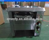 Tostadora eléctrica aprobada del transportador del CE/tostadora de cadena automática del transportador del horno (VPT-358)