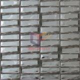 Mattonelle di mosaico di cristallo di ultimo nuovo colore tridimensionale dell'oro (CSJ150)