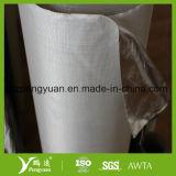 Papier d'aluminium enduit d'isolation thermique de fibre de verre, matériau de construction ignifuge
