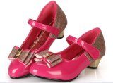 Schuhe Form-der bequemen Mädchen-Kinder (K 20)