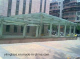 2140X3660, 2440X1830, 2134X3300, 6.38, 8.38, 10.38를 가진 본래 Size Float Glass Laminated Sandwich Glass