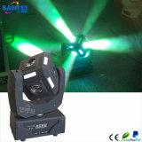 LED-Effekt 6*10W 4in1 CREE Magie-Träger