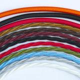 Il panno materiale di colore luminoso ha coperto il cavo della lampada (UL SAA del VDE del CE)