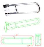 Steel di acciaio inossidabile Flip su Grab Rail per Toilet