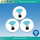 Afgedrukte 13.56MHz Mf S50 1k RFID Sticker