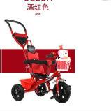 De rode Wandelwagen van de Kinderen van de Wandelwagen van de Jonge geitjes van de Wandelwagen van de Baby