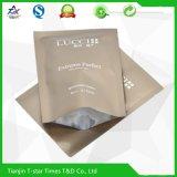 Paquet de sac de masque protecteur de paquet de gel de papier d'aluminium