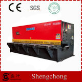 China Manufacturer Hydraulic Guillotine CNC Cutting Machine für Sale