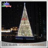 球LED Christmaの休日の屋外の正方形の装飾の巨大な木ライト