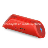 FM、Aux、TF Card、Handsfree Functionの小型Wireless Bluetooth Speaker