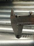 Tubo alettato del tubo dell'acciaio inossidabile per il radiatore
