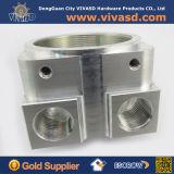 Elevada precisão personalizada das peças de maquinaria do CNC