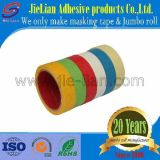 Cinta adhesiva coloreada del precio competitivo para el uso general