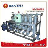 Berühmte Dfl Serien-Mehrstufenpolierenöl-Reinigungsapparat China-, der für Erdölraffinerie verwendete