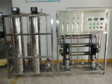 água pura aprovada do RO do Ce elevado da taxa 98% da dessanilização 500L/H que faz a maquinaria