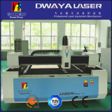Alto laser Cutting Machine de Precision Fiber para Stainless/Carbon Steel 500W