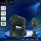 60W indicatore luminoso capo mobile del punto del Gobo di Ratating del prisma di alto potere LED