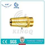 Mig-Schweißen Tweco Düse verwendet für Schweißens-Gewehr