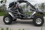 2 zetel van het Zand van de Weg 650cc 4X4 Met fouten