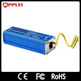 Pára-raios super da rede da proteção do impulso do interruptor de Ethenet da qualidade de Opplei