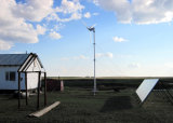 Pitch variabile Wind Turbine Generator (2KW)