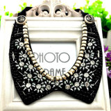 모조 다이아몬드 다이아몬드 수정같은 고리 목걸이 형식 보석