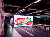 Афиша изготовленный на заказ влияния крытая P4 СИД продуктов гениального