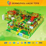 Оборудование спортивной площадки дешевых малышей изготовления Китая крытое (A-15295)