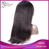 Парик фронта шнурка Brown человеческих волос бразильской девственницы Unprocessed