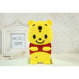 iPhone 5g/6g 4.7のための卸し売りCute Cartoon Silicon Bumper Phone Case