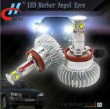 o anjo 20W brilhante super Eyes o marcador do diodo emissor de luz para BMW