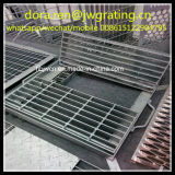 Gegalvaniseerde Gratings van Electroforged van het Metaal omvatten Professionele Fabrikant