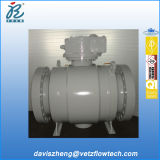 12 Inch Class 600 Rtj Ende A105 Dib Anti-Static Fire Safe Fully Welded Pipeline Ball Valves mit Gear Box