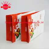 2016 Customized Flat Bottom Bag/Flat Bottom Bag/Flat Bottom Side Gusset Ziplock Food Package Bag/Flat Bottom Pouch