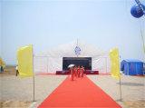 Водоустойчивый напольный 20X40m большой шатер свадебного банкета для случая