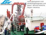 油圧20t 30t Rovを扱うフレームの船クレーン
