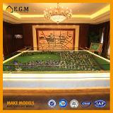 건축 모형 또는 고품질 아BS 건물 모형 디자인 또는 주거 건물 모형 또는 전람 건물 모형 제조 또는 아키텍쳐 모형 주문화