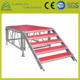 800 Load-Bearing 단계 장비 알루미늄 단단
