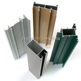 Extrusões de alumínio padrão das extrusões do frame de indicador de alumínio
