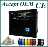 Принтер 3D Fdm Desktop с относящи к окружающей среде содружественными материалами