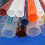 Diverse Shapes van PC Plastics PMMA Pipes Acrylic Tubes