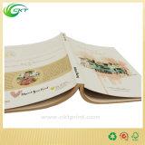 Impresión obligatoria del libro del catálogo del papel de seda de Pur con el precio de Afforedable (CKT-NB-414)