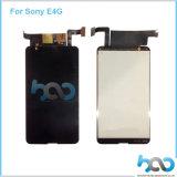 Качества экран 100% касания LCD для индикации Xperia E4g LCD