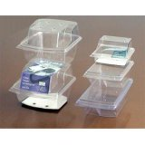 Прозрачное Plastic Packaging Box для Food Storage