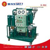 Épurateur de pétrole de transformateur de vide d'étape simple de série de Zl de Chaud-Vente de la Chine