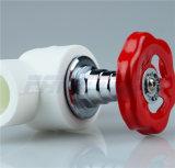 Клапан стопа PPR для горячей и холодной воды