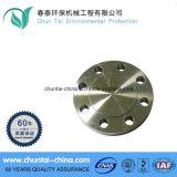 Flange cega de aço da alta qualidade do OEM do CNC