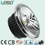 Nieuwe Retrofit 98ra LED AR111 2500k China Manufacture (j)