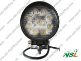 Road Driving LED Light, LED Foglamp, off-Road Light 떨어져 27W LED Round