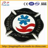 Distintivo di Pin di metallo di 2016 abitudini con stampa per il regalo promozionale